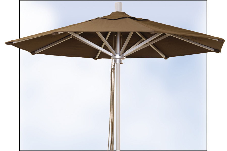 7.ft x 8 rib commercial Market umbrella